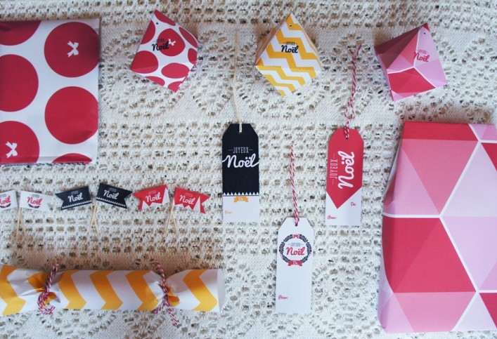 Ruban Collectif DIY Noel, DIY christmas