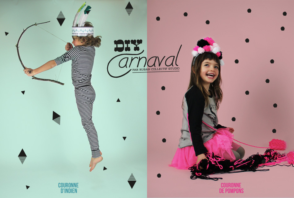 Ruban Collectif -DIY-Carnaval