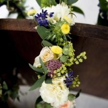 Couronne de fleurs Mariage, fleuriste mariage