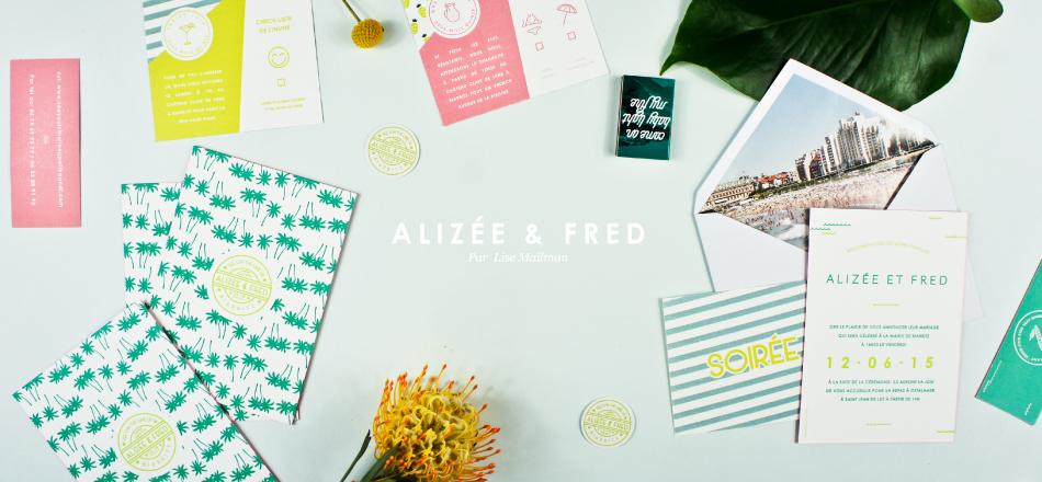 Alizée & Fred