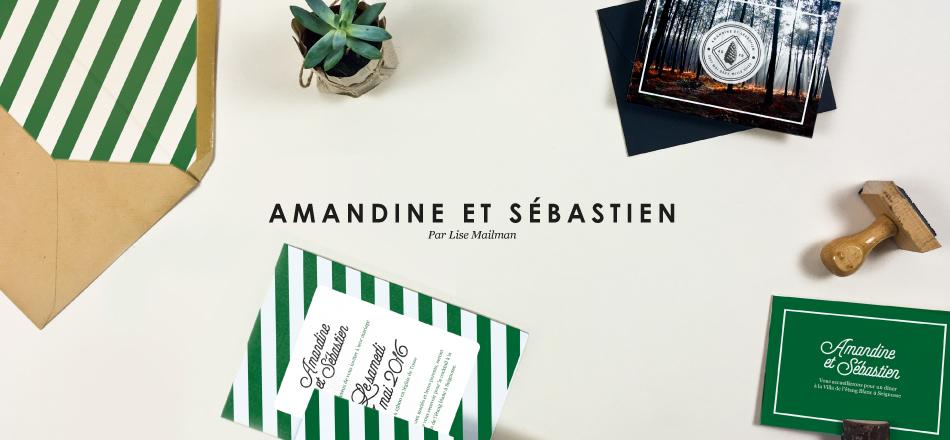 AMANDINE & SÉBASTIEN