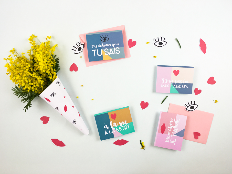 DIY saint valentin facile par Ruban Collectif