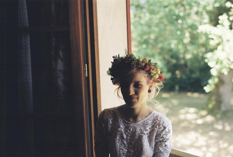 Mariage folk et bohème, fleuriste mariage seignosse, fleuriste folk, bouquet mariage folk, fleurs sauvages