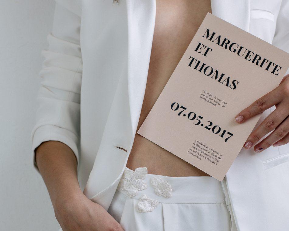 Préférence Campagne mariage tendance 2018 par Ruban Collectif BL15